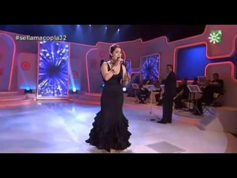 María Espinosa-Castillitos en el aire-gala 25 copla