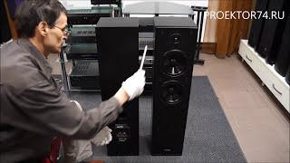 Обзор напольной акустики Yamaha NS-F51