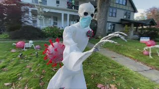 Halloween Decoration Wins