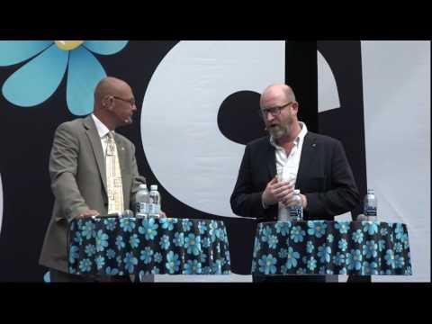 SD i Almedalen 2017 - Intervju med Paul Nuttall (UKIP), fredag