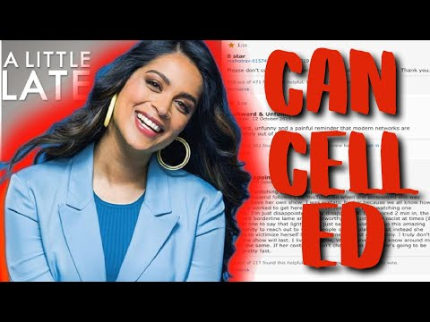 A Little Late With Lilly Singh HAS To Be CANCELLED After This...
