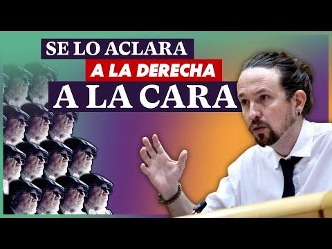 Toda la verdad sobre el DISPARATE JUDICIAL contra Podemos | Pablo Iglesias en el Senado