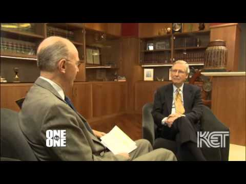 Sen. Mitch McConnell | One to One (full interview) | KET