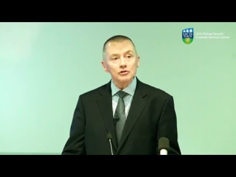 Willie Walsh - Aviation Finance Launch