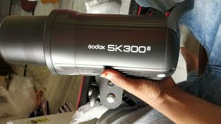 Godox SK300 ii Studio Lighting Kit Unboxing And Review In Telugu By BM PHOTOGRAPHY
