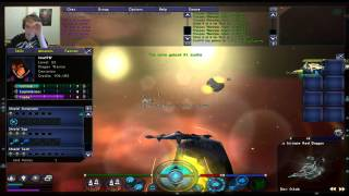 Earth & Beyond Combat / Gameplay
