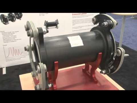 Zero-Max Wind Turbine Disc Couplings