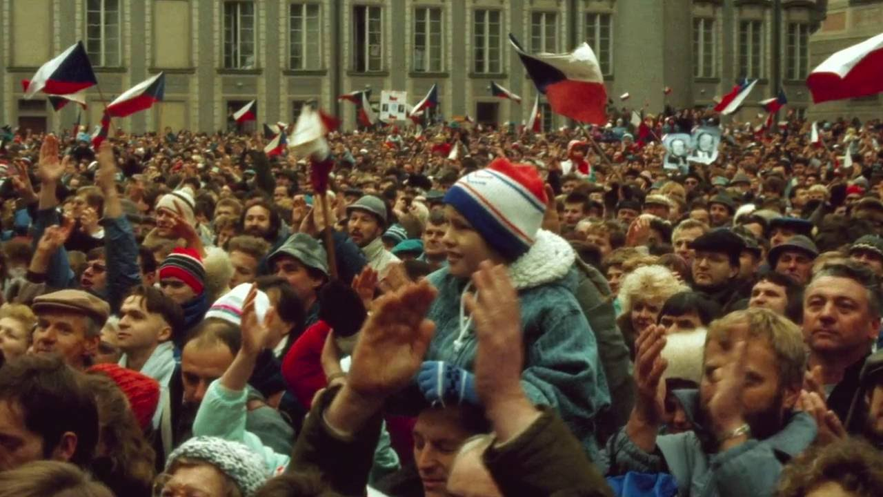 Image result for czechoslovakia 1989