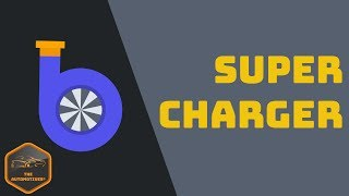[HINDI] Supercharger in cars : working | Animation | Functions | Construction
