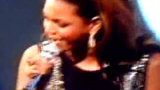 X Factor ~ Beyonce Sings Live - If I Were A Boy
