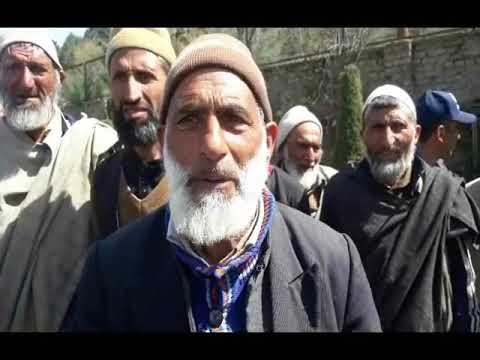Video: Closure of Machil road; allow us to go Pakistan if we are not Indians, asks locals
