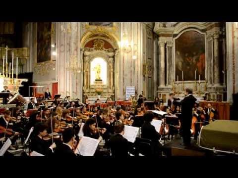 Orchestra del Conservatorio N.Paganini di Genova - Maggio 2014