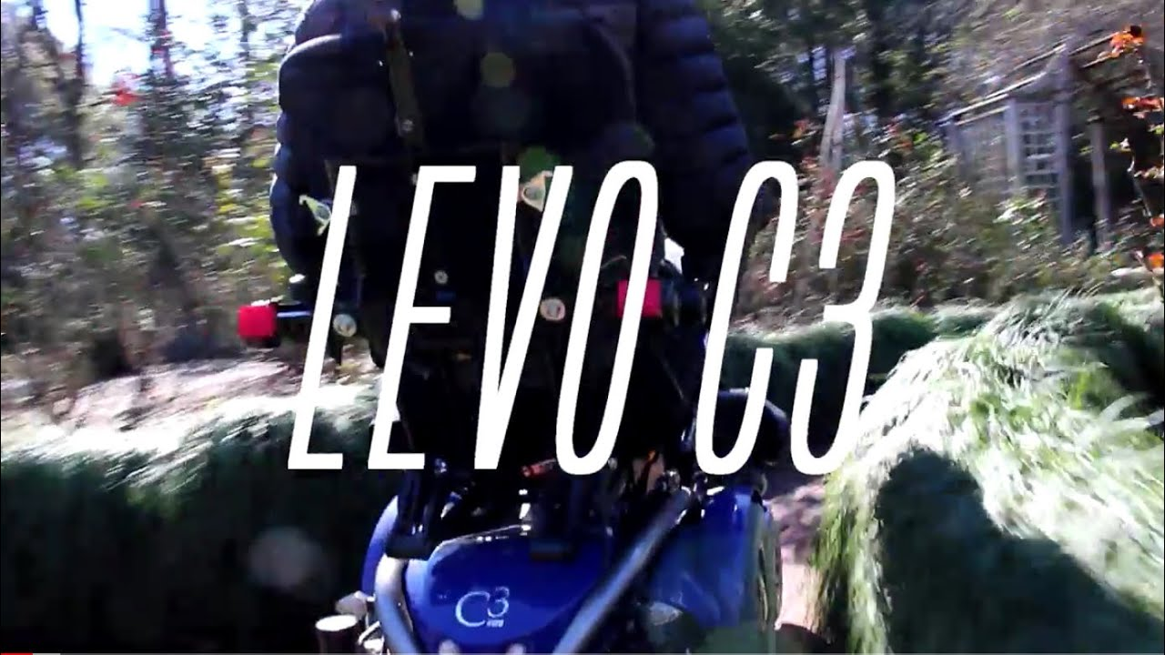 Levo C3 Standing Power Wheelchair Review