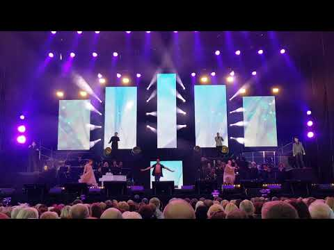 All of me - Il Divo Poznań 22.06.2018