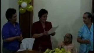 Poema de Lulú. Centenario Abuela Julia