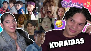 Download FUNNY KDRAMA moments for the first time 😂🇰🇷👀| Efra's mind #21