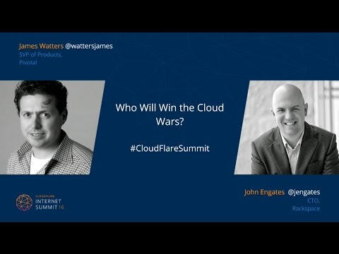Who Will Win the Cloud Wars?