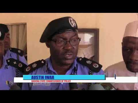 ARMS MOP-UP: KADUNA POLICE COMMAND MEETS HUNTERS