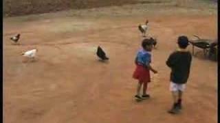 Zimbabwe Village 1999