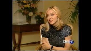 Madonna - Music Promotion - CNN World Beat Interview, 2000