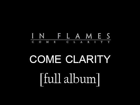 In Flames - Come Clarity [Full Album] [HD Lyrics in Video]