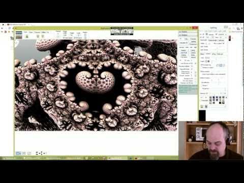 Mandelbulb 3D Tutorial - Animation Walkthrough
