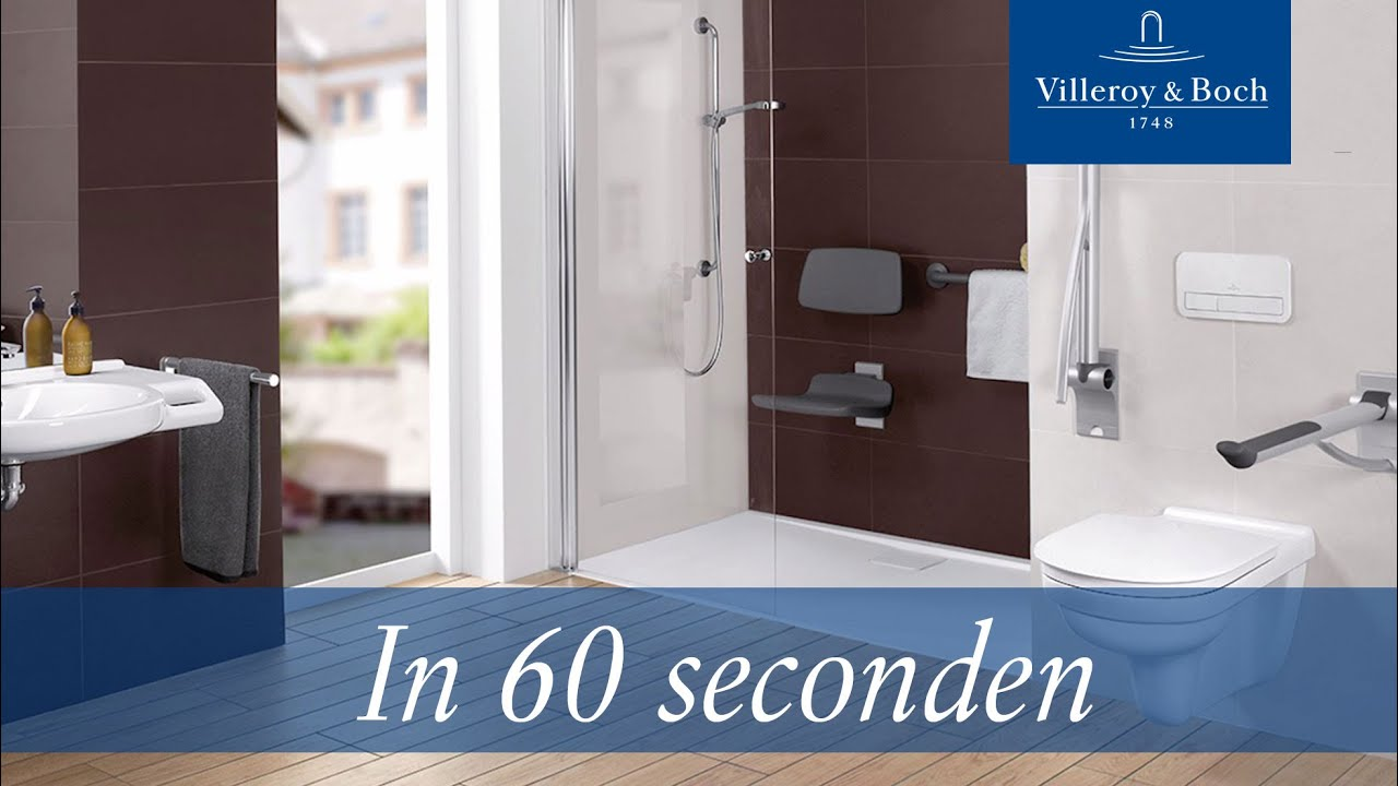 In 60 seconden: O.novo Vita | Villeroy & Boch - YouTube