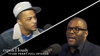 Tyler Perry Reveals How He Built His Media Empire | expediTIously Podcast