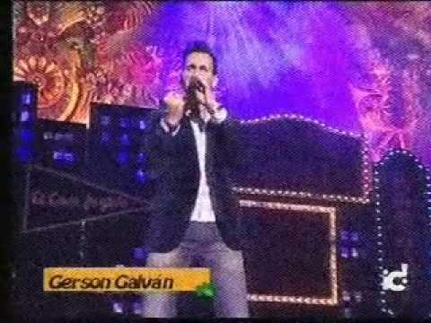 Gerson Galván -