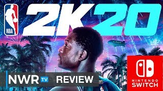NBA 2K20 (Nintendo Switch) Review (Video Game Video Review)
