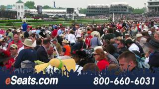Kentucky Derby Tickets, Hospitality and Seating Information