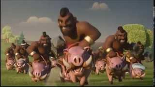 [Parodie] Pub Clash of Clans Les Cochons