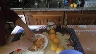 Готовим с Инной. Сицилийский салат из апельсинов. (Insalata di aranci rossi del Etna)