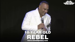 Russell Peters | 10-Year Old Rebel