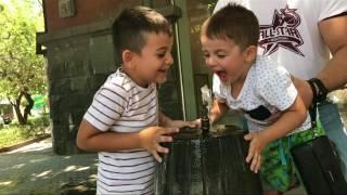 видео Отдых в Армении с детьми
