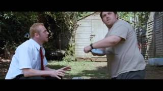 Shaun of the Dead - Record Scene