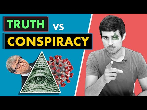 Why Conspiracy Theories Spread   Explained by Dhruv Rathee