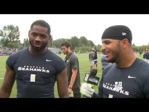 Seahawks Saturday Night - Jermaine Kearse Interviews Chris Matthews