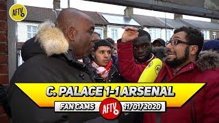 Crystal Palace 1-1 Arsenal | Pepe & Lacazette Should Have Scored!