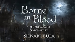 "Borne in Blood ""Airborne Assault"" performed live by Shnabubula"