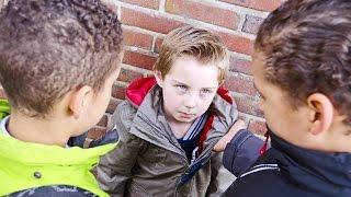 Enséñale a tu hijo: ¿Qué hacer si es víctima de bullying?