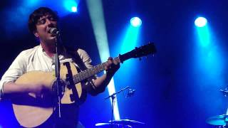 Mumford & Sons - White Blank Page (live) - Leas Cliff Hall, Folkestone, 31 May 2012