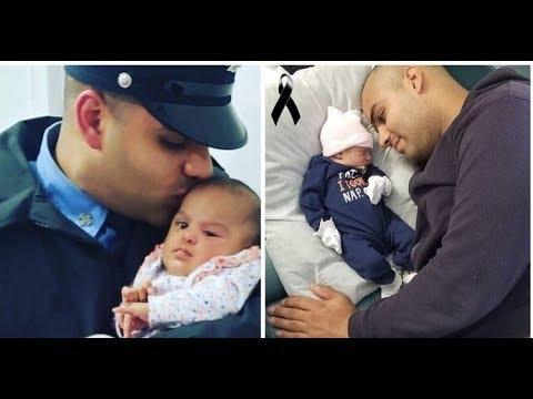 Le bébé d'un pompier de 5 mois meurt d'un coronavirus après un combat qui a inspiré tout le monde