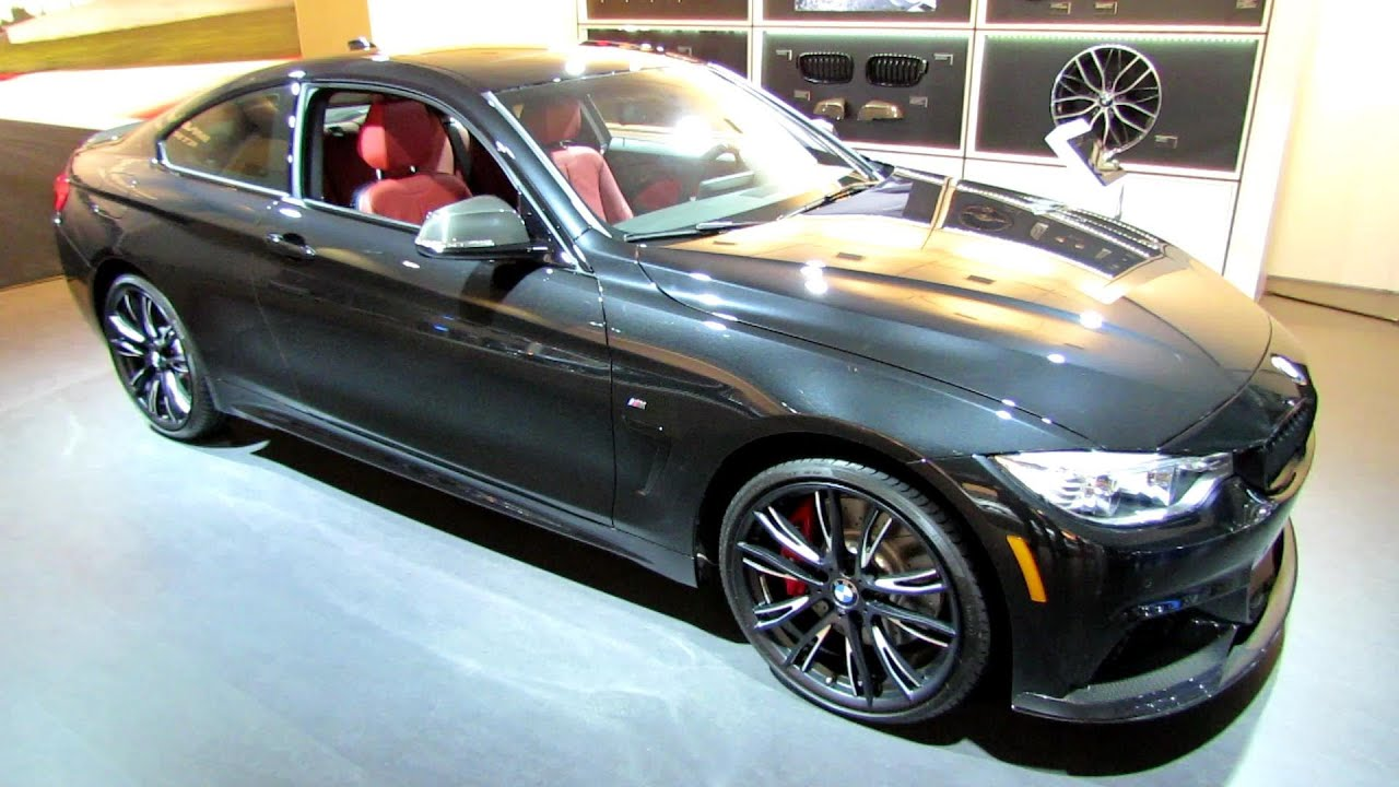 2014 bmw 4-series 435i m sport line - exterior and interior