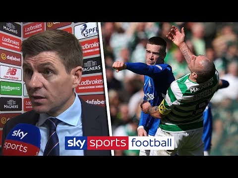 """Scott Brown antagonised Rangers players!"" 