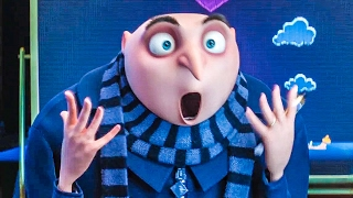 DESPICABLE ME 3 'Gru vs Dru' Trailer (2017) Minions
