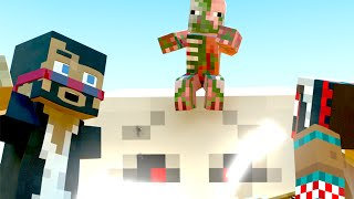 ULTRA HARDCORE (Minecraft Animation)