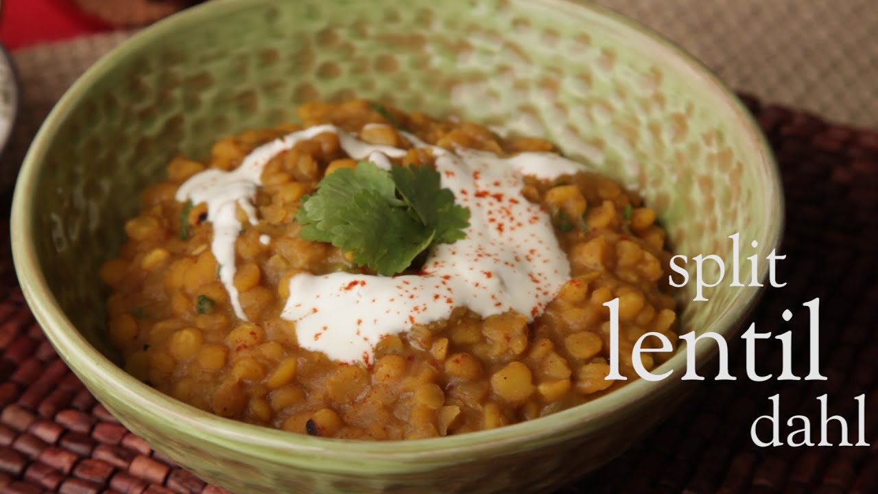 Slimming World Syn Free Split Lentil Dahl Recipe Free