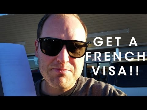 Get a FRENCH VISA