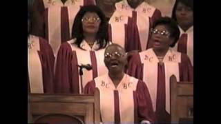 "Griggs Chapel Missionary Baptist Church Senior Choir - ""We"